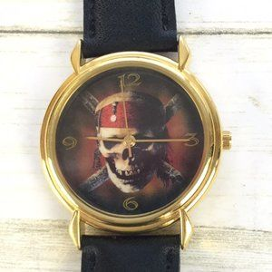 DISNEY LIMITED EDITION TIME PIRATES OF THE CARIBBE